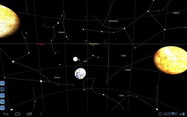 Astronomia com o Astroviewer 3D