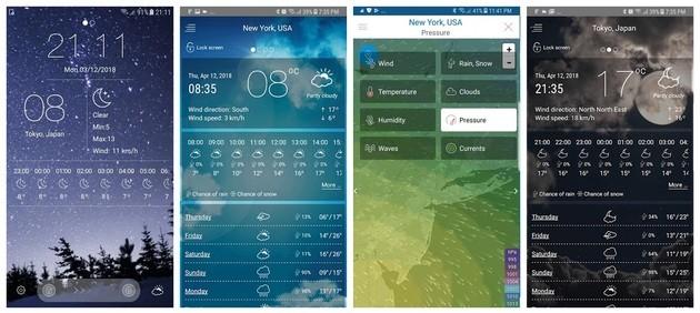 Meteorologia e previsão do tempo com o Climatempo