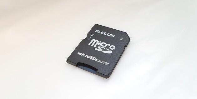 Formatar cartão de memória MicroSD com um adaptador
