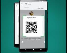 Como escanear código QR no Whatsapp para adicionar contatos