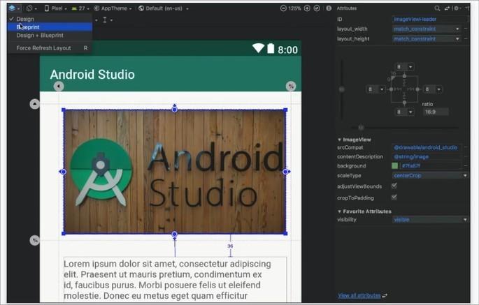 Imagem de divulgação do emulador Android Studio Emulator