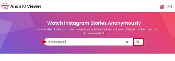 Site que permite ver stories do Instagram anonimamente