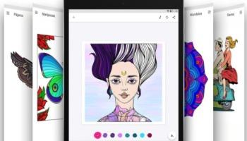 5 apps de colorir para adultos que querem abusar da criatividade