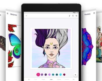 5 apps de colorir para explorar a criatividade
