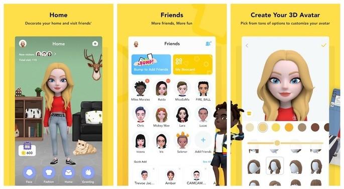 Criar avatar com o Boo 3D