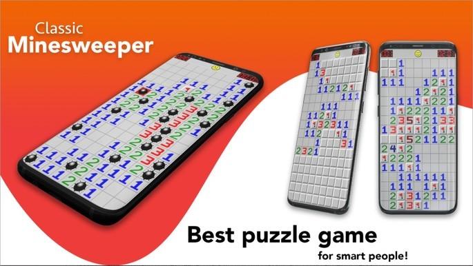 App de lógica Campo Minado