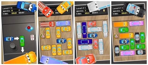 App de lógica Car Valet