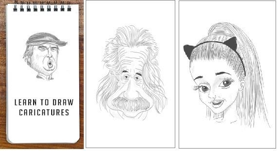 6 Aplicativos Que Vão Transformar Suas Fotos Em Caricaturas