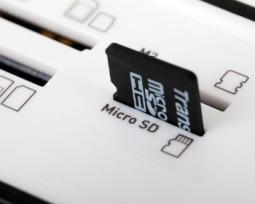 Veja o que fazer se o cartão de memória não formata