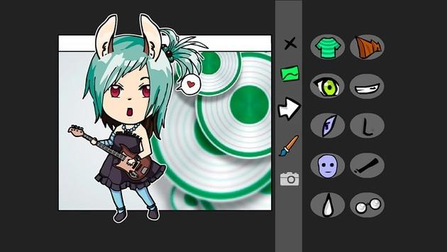 Criar avatar com o Chibi