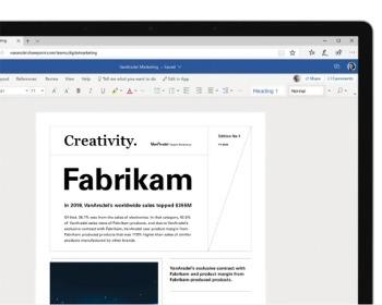 Como usar o Word online para criar e editar documentos de graça