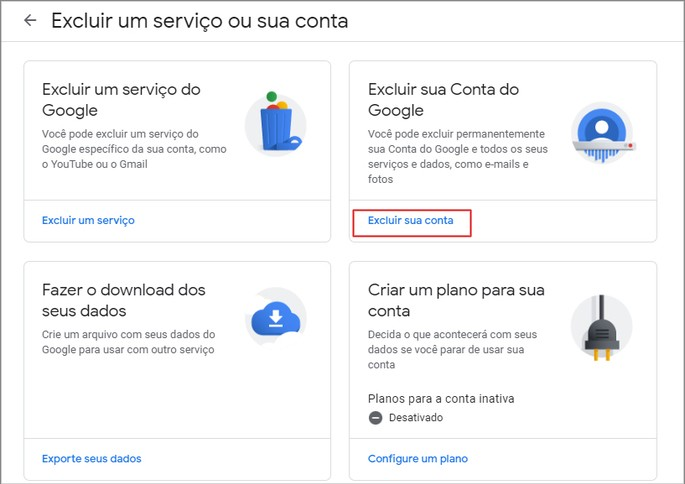 Aprenda A Remover Uma Conta Do Google No Android Em 5