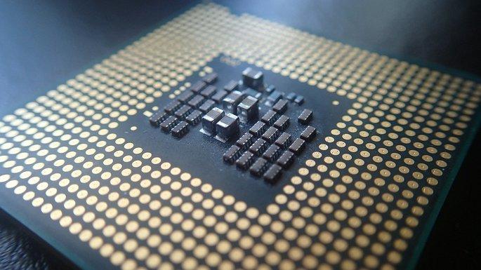 CPU em zoom