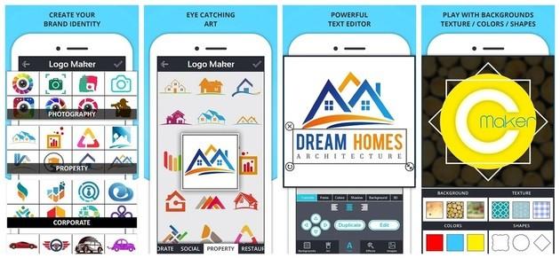 Criar logo com o Criador de logotipos