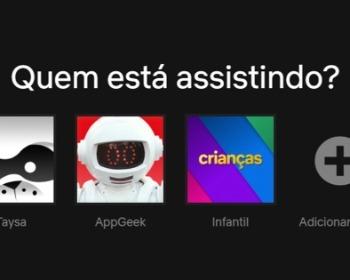 Veja como é fácil criar, editar e excluir um perfil da Netflix
