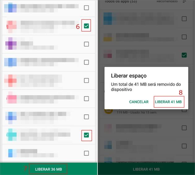 Como desinstalar vários apps de uma vez no Android