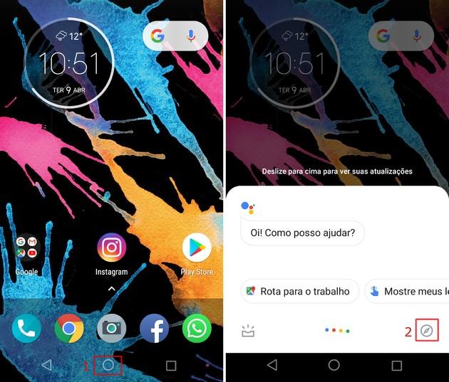 Desbloquear celular Android por voz