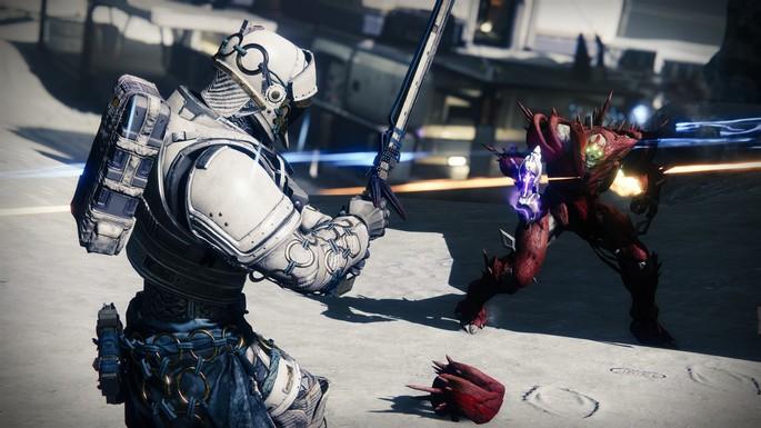 Imagem de divulgação do game Destiny2