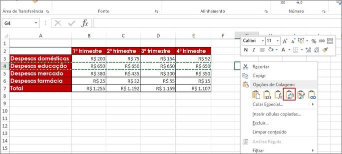Dicas Excel básico