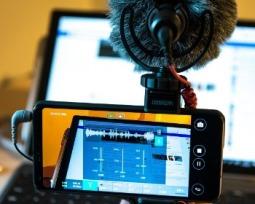 8 apps de edição de áudio para ter um estúdio de som no celular