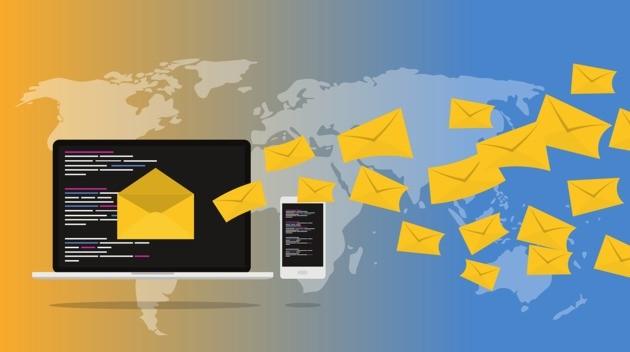 Envio de e-mail