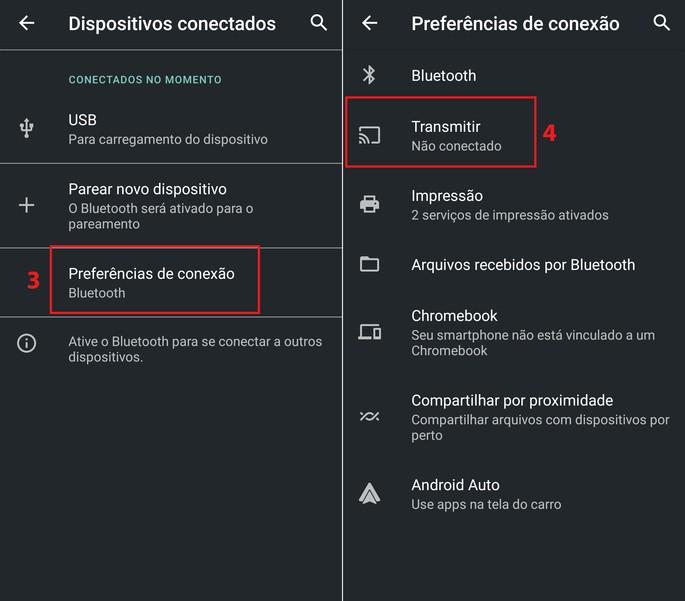 Como espelhar o Android no PC
