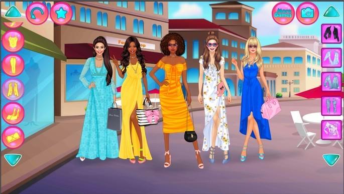 Imagem de divulgação do app Esquedrão da moda
