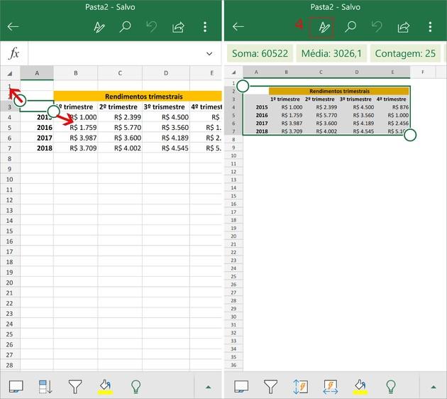 Como criar gráfico no Excel