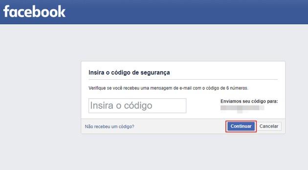 Como saber se o Facebook foi hackeado