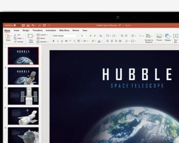 Como fazer banner no PowerPoint mesmo sem saber edição
