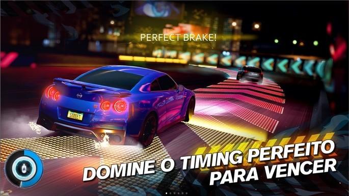 Imagem de divulgação do jogo de corrida para PC Forza Street