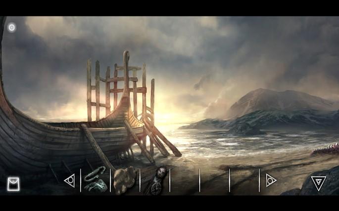 The Frostrune melhores jogos offline android