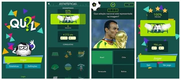 Quiz Futebol