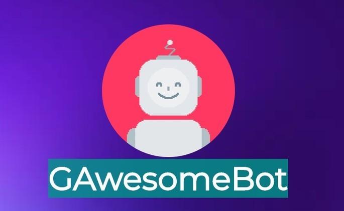 ícone do bot para Discord GAwesomeBot