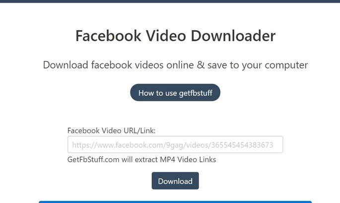 Aprenda 3 maneiras de baixar vídeos do Facebook