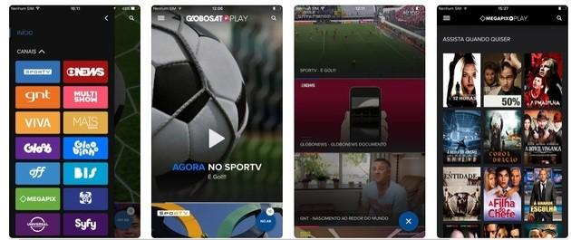 iTV - TV Brasil - Aplicativos de Assistir TV
