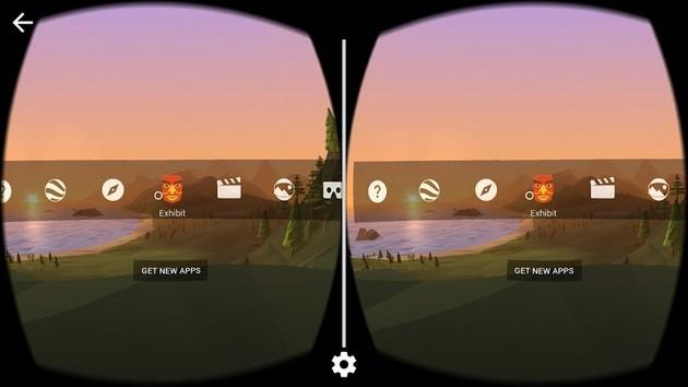 Realidade Virtual VR com o Google Cardboard