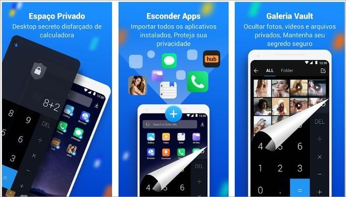 HideX é um dos apps mais completos para esconder arquivos do celular