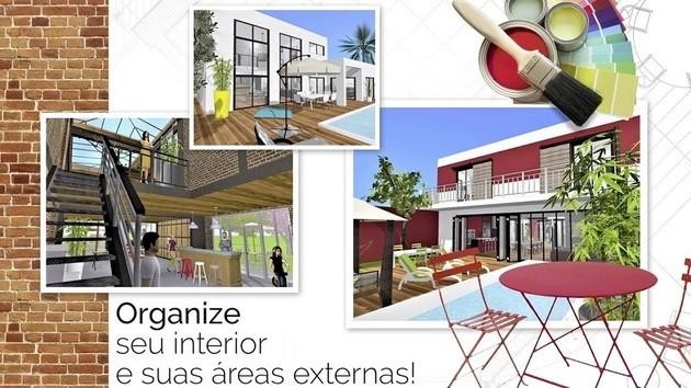 Decorar a casa com Home Design 3D