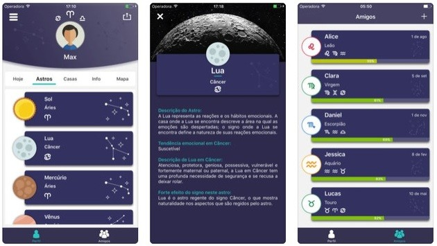 Horos Mapa Astral