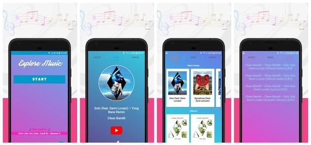 Descobrir música com o Identificador de Músicas