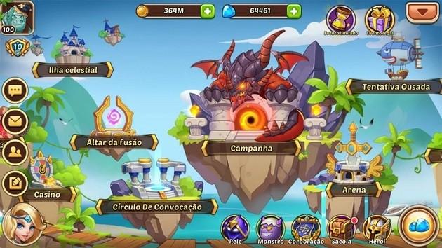 RPG Idle Heroes