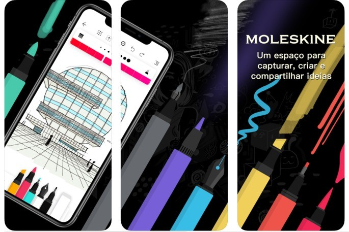 aplicativos para iPhone