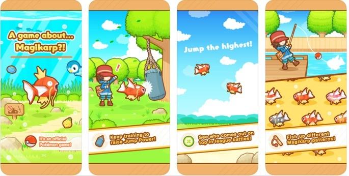jogos pokémon android