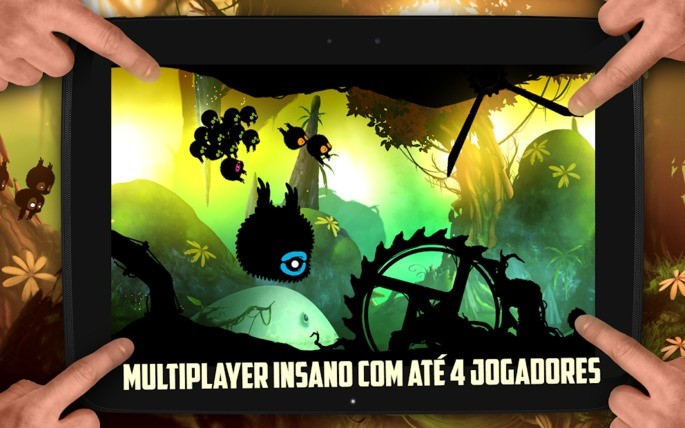 jogos multiplayer android badland