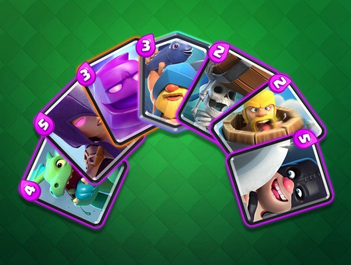 jogos multiplayer android clash royale