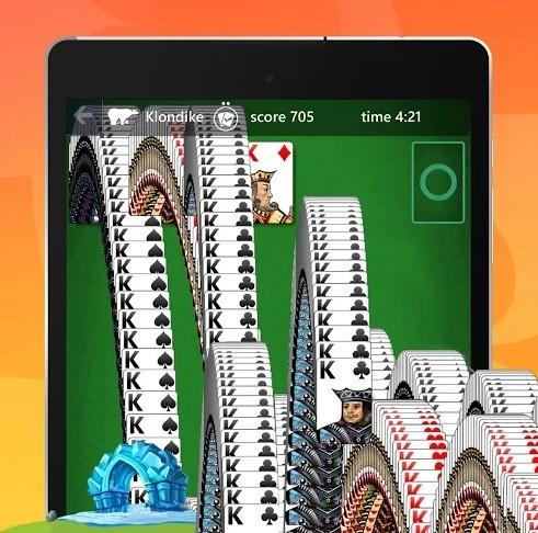 Jogos de cartas gratuitos paciência