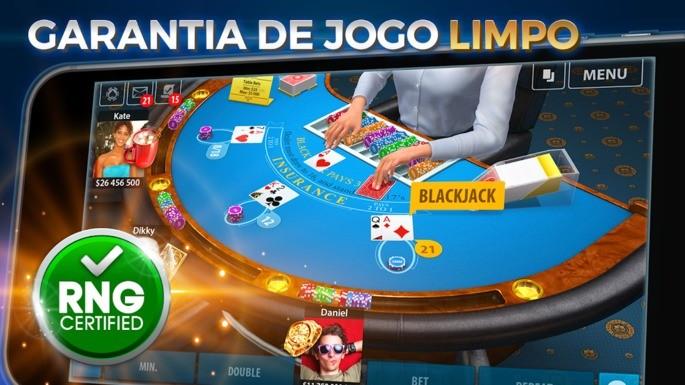 jogos de cartas grátis blackjack