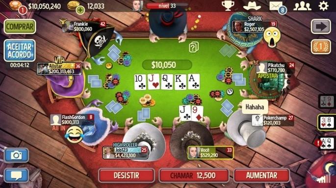 Jogos de cartas gratuitos poker