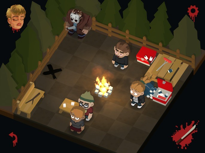 Friday the 13th: Killer Puzzle jogos android offline